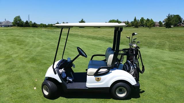 Najdroższe wózki golfowe