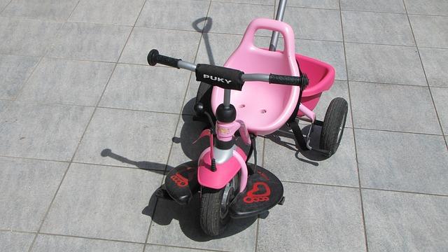 Rowerki dla dzieci, czyli jak zadbać o rozwój fizyczny i odpowiednią kondycję dziecka