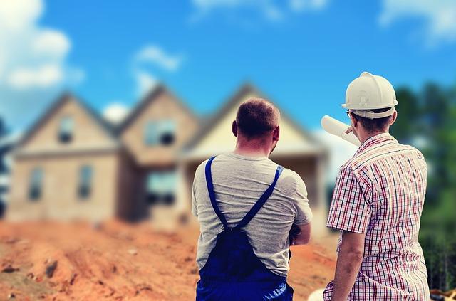 Obowiązki Geodety przy budowie domu