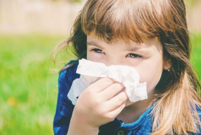 Kim są najmłodsi alergicy?