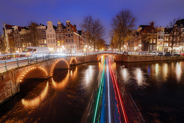 Transport ludzi busami do Holandii
